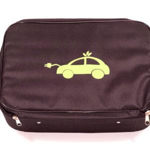 Tasche für Ladekabel E Auto rechteckig