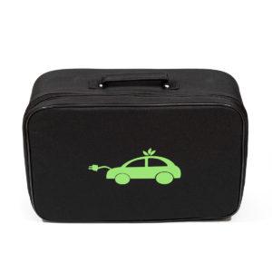 Tasche für Ladekabel E Auto rechteckig Vorderansicht
