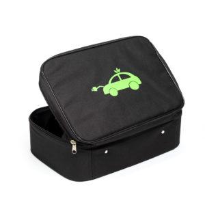 Tasche für Ladekabel E Auto rechteckig offen