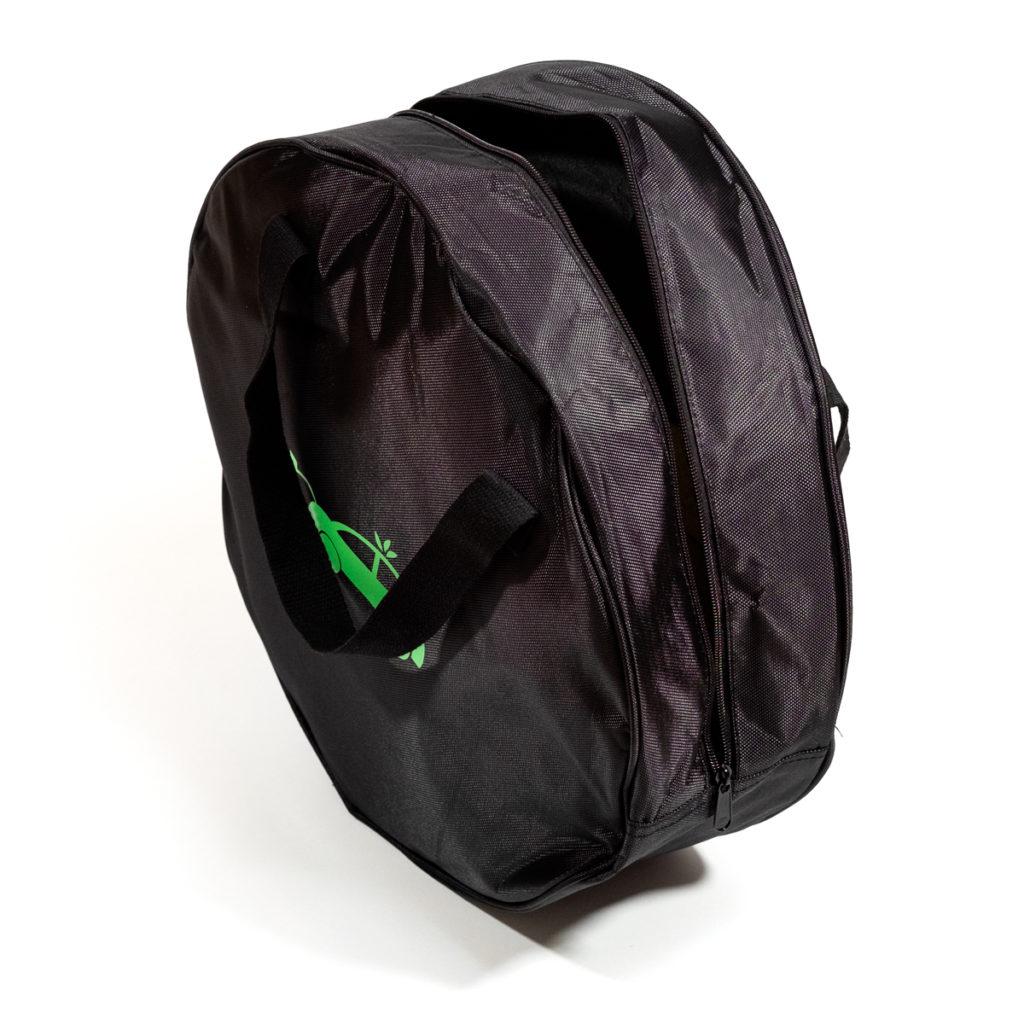 Tasche für Ladekabel E Auto rund offen