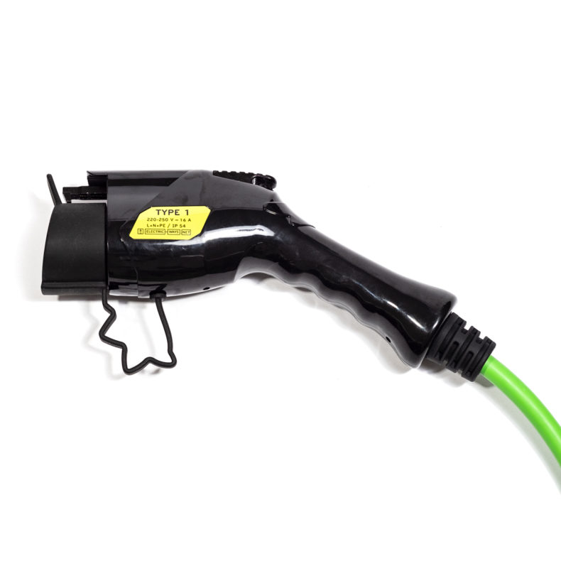 Ladestecker Typ1 E Auto + Kabel